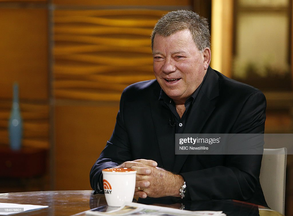 <a gi-track='captionPersonalityLinkClicked' href=/galleries/search?phrase=William+Shatner&family=editorial&specificpeople=202461 ng-click='$event.stopPropagation()'>William Shatner</a> appears on NBC News' 'Today' show --