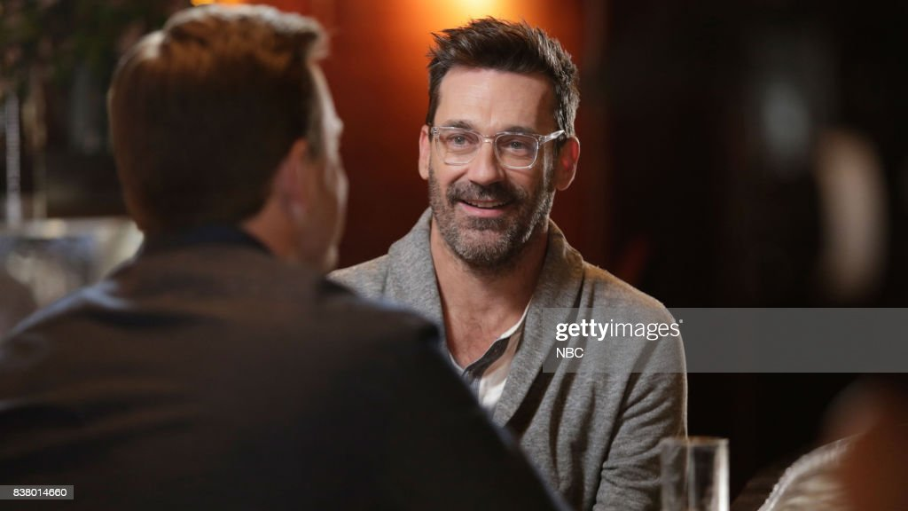 Willie Geist and Jon Hamm on Thursday, May. 25, 2017 --