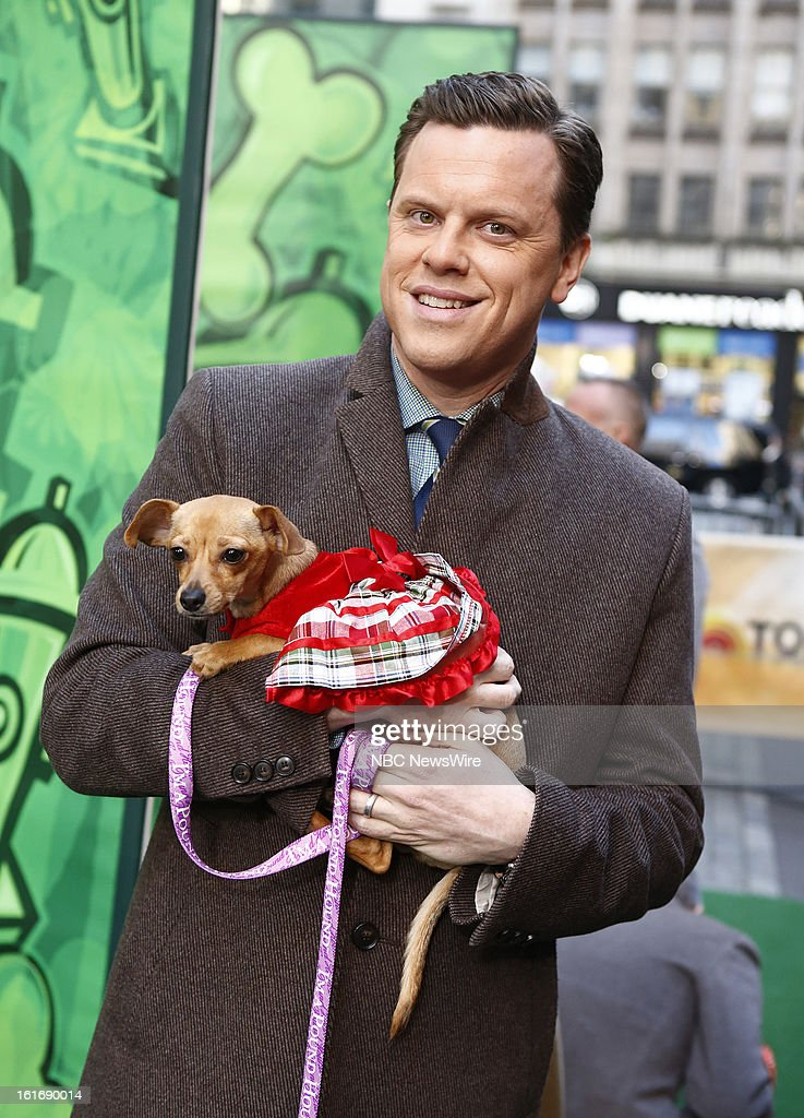 Willie Geist appears on NBC News' 'Today' show --