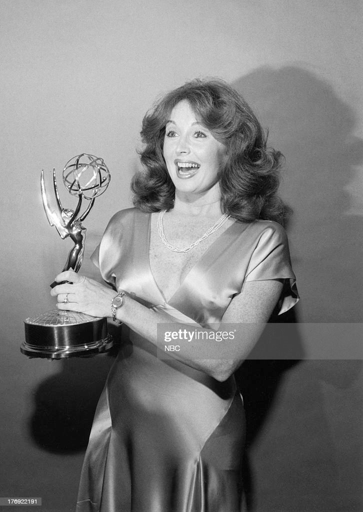 Winner Suzanne Rogers for Outstanding Supporting Actress in a Daytime Drama Series for 'Days of Our Lives' during the 6th Daytime Emmy Awards on May 17, 1979 --