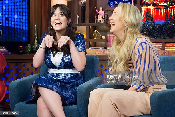 Zooey Deschanel and Kate Hudson