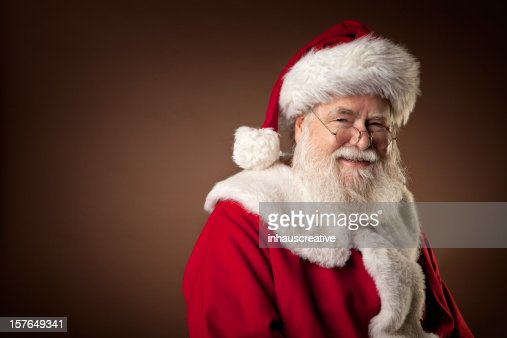 Father christmas stock photos and pictures getty images