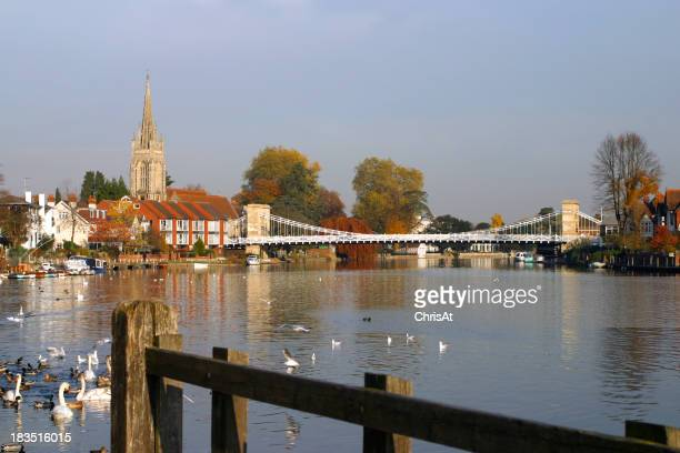 Picturesque Chilterns - Marlow