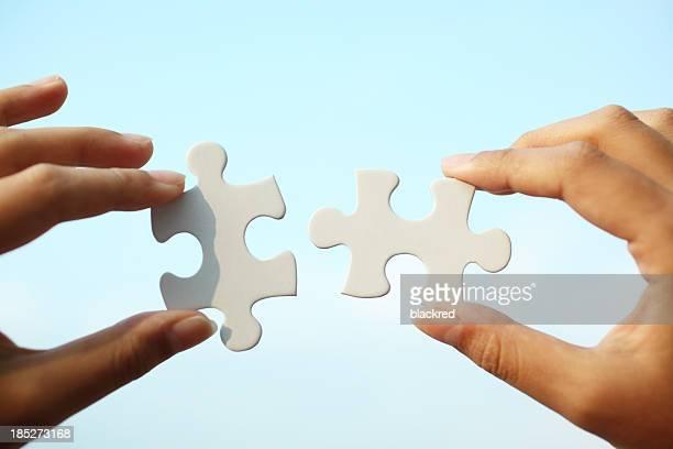 Zusammenstellung Puzzle