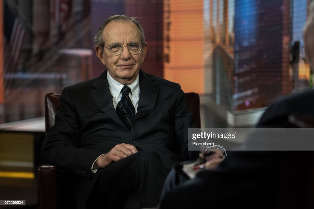 Italian Finance Minister Pier Carlo Padoan Interview
