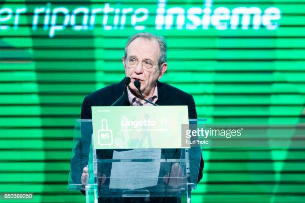 Pier Carlo Padoan speaks at Lingotto17 event to support Matteo Renzi He is an Italian economist who has been the Minister of Economy and Finances of...