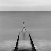 Pier leading into the sea