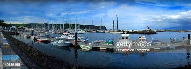 Pier of Horta, Faial