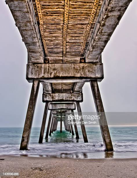 Vero beach stock photos and pictures getty images for Vero beach fishing pier