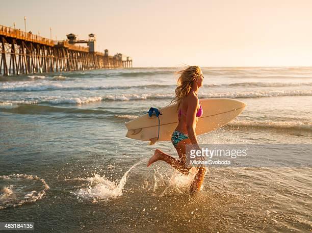 Molo surfista