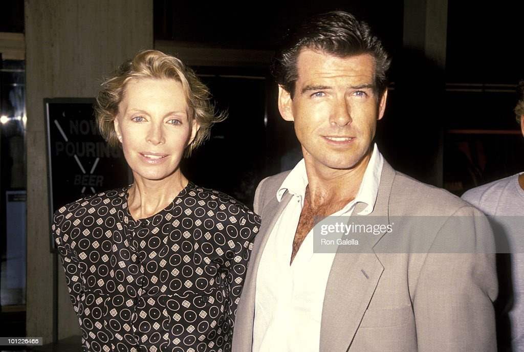 <a gi-track='captionPersonalityLinkClicked' href=/galleries/search?phrase=Pierce+Brosnan&family=editorial&specificpeople=194774 ng-click='$event.stopPropagation()'>Pierce Brosnan</a> and Wife Cassandra Harris