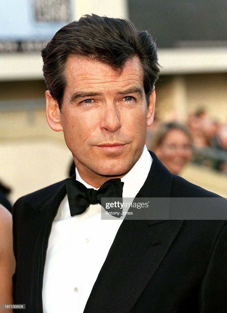 Pierce Brosnan | Getty...