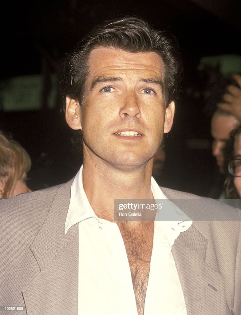 <a gi-track='captionPersonalityLinkClicked' href=/galleries/search?phrase=Pierce+Brosnan&family=editorial&specificpeople=194774 ng-click='$event.stopPropagation()'>Pierce Brosnan</a> during 'Postcards From the Edge' Los Angeles Premiere at Cineplex Odeon Century Plaza Cinemas in Los Angeles, California, United States.