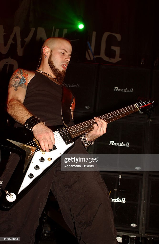 Drowning Pool Live At The Palace