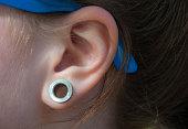 Piercing ear