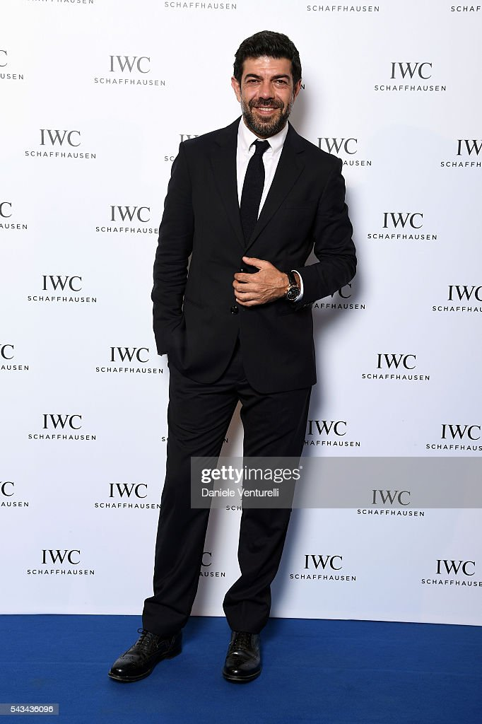 <a gi-track='captionPersonalityLinkClicked' href=/galleries/search?phrase=Pierfrancesco+Favino&family=editorial&specificpeople=676710 ng-click='$event.stopPropagation()'>Pierfrancesco Favino</a> attends IWC Boutique Opening Dinner on June 28, 2016 in Milan, Italy.