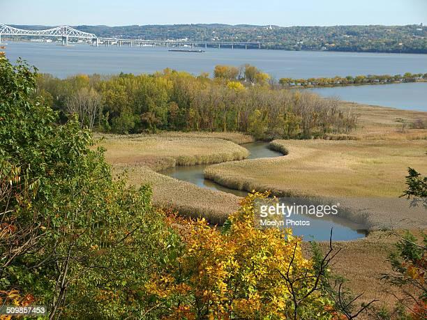 Piermont Salt Marsh in the Autumn