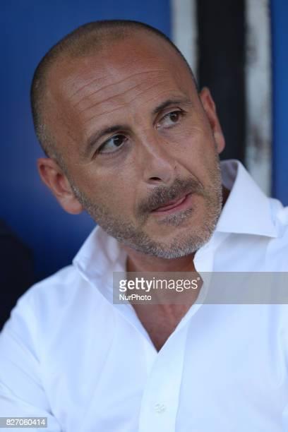 Piero Ausilio Sporting Director FC Internazionale during the PreSeason 2017/2018 International Friendly FC Internazionale v Villareal CF at Riviera...