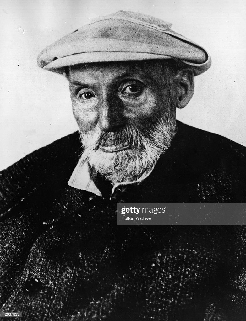 Pierre <a gi-track='captionPersonalityLinkClicked' href=/galleries/search?phrase=Auguste+Renoir&family=editorial&specificpeople=117768 ng-click='$event.stopPropagation()'>Auguste Renoir</a> (1841 - 1919), French Impressionist painter and sculptor.
