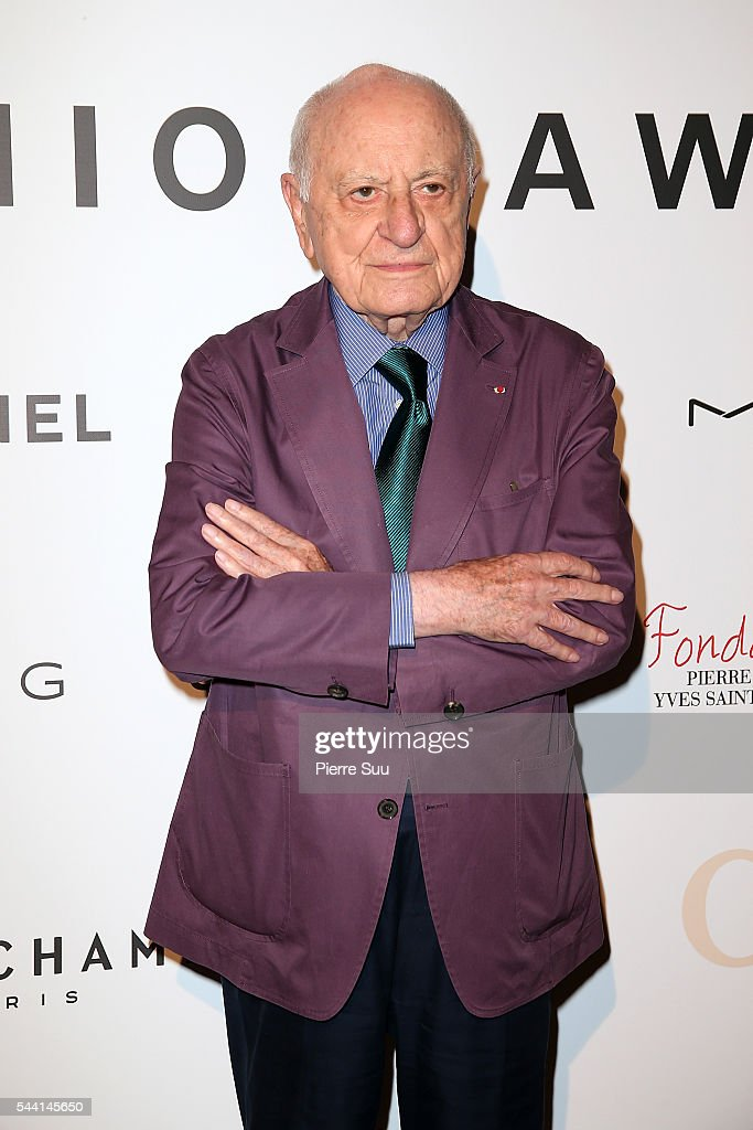 <a gi-track='captionPersonalityLinkClicked' href=/galleries/search?phrase=Pierre+Berge&family=editorial&specificpeople=770934 ng-click='$event.stopPropagation()'>Pierre Berge</a> attends the ANDAM Fashion Award Coktail Party at Ministere de la Culture on July 1, 2016 in Paris, France.