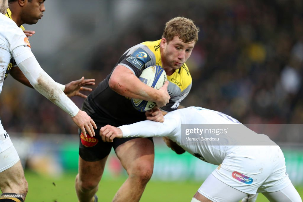 Stade Rochelais v London Wasps - European  Champions Cup