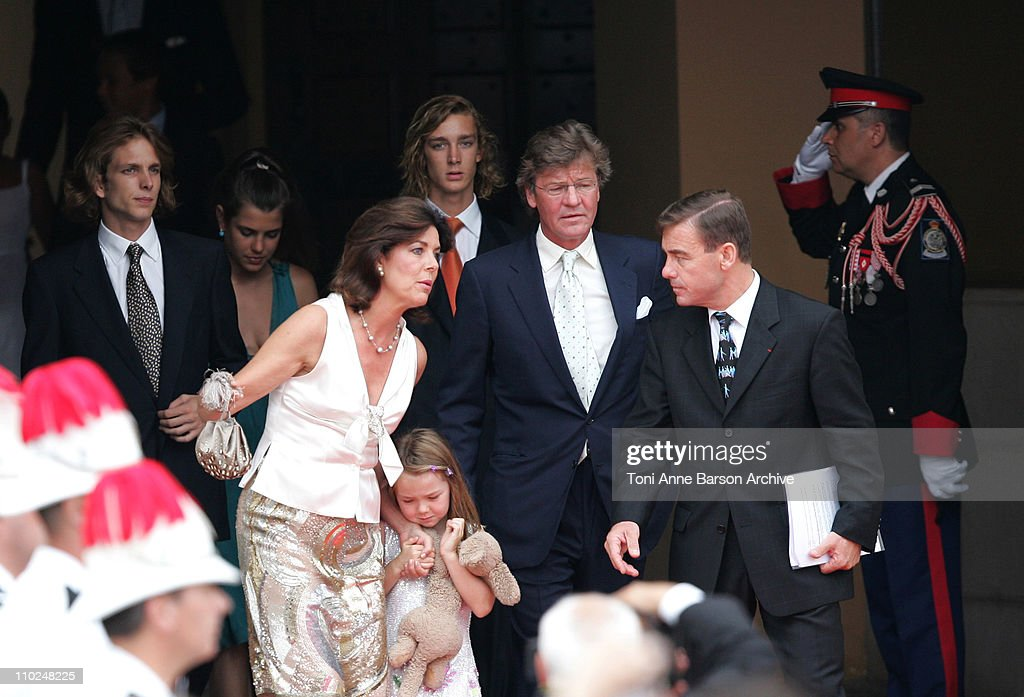 <a gi-track='captionPersonalityLinkClicked' href=/galleries/search?phrase=Pierre+Casiraghi&family=editorial&specificpeople=238946 ng-click='$event.stopPropagation()'>Pierre Casiraghi</a>, <a gi-track='captionPersonalityLinkClicked' href=/galleries/search?phrase=Charlotte+Casiraghi&family=editorial&specificpeople=206874 ng-click='$event.stopPropagation()'>Charlotte Casiraghi</a>, Princess Caroline of Hanover, <a gi-track='captionPersonalityLinkClicked' href=/galleries/search?phrase=Andrea+Casiraghi&family=editorial&specificpeople=213711 ng-click='$event.stopPropagation()'>Andrea Casiraghi</a> and Prince Ernst-August of Hanover