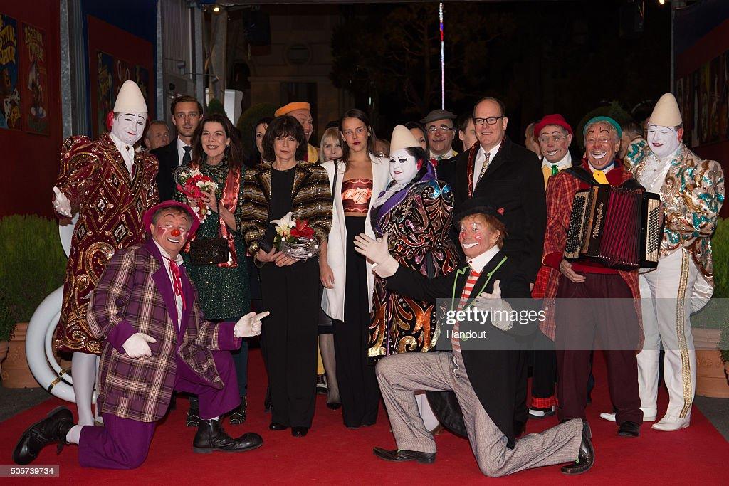 40th International Circus Festival : Day Six In Monaco