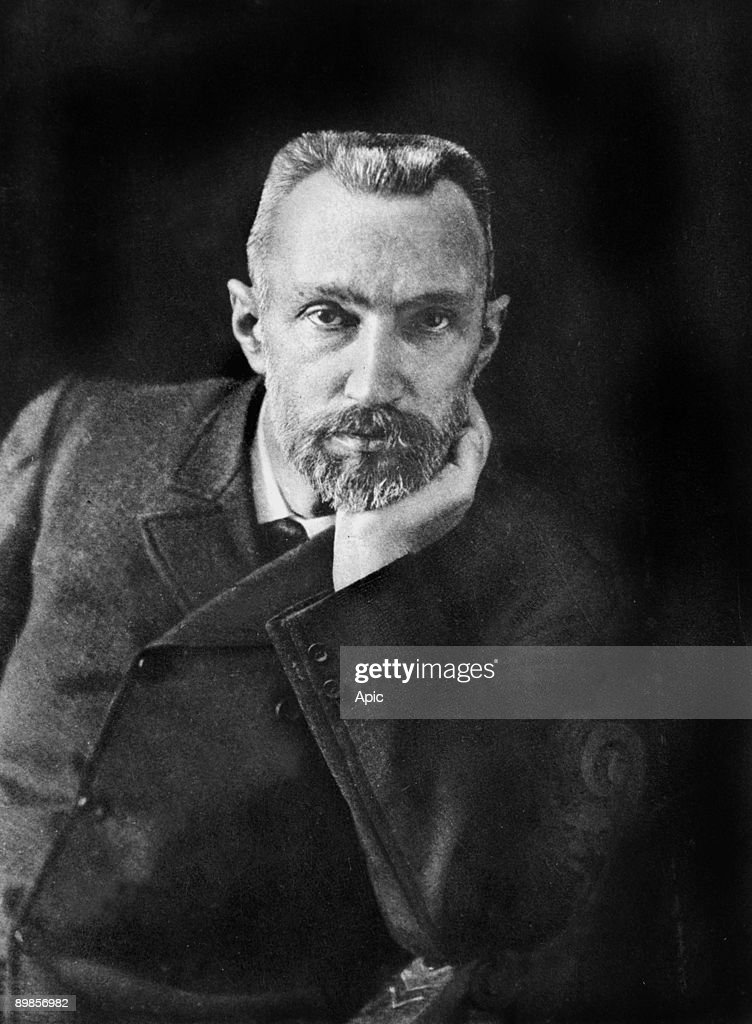 french physicist pierre curie s work 5 facts about marie curie, chemist, physicist,  my scientific work i did in  even if all he could do there was teach french they married in 1895 pierre,.
