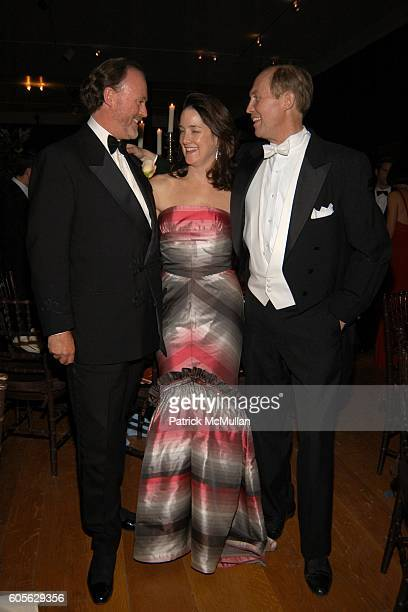 Pierre d'Arenberg Tara Rockefeller and Mark Gilbertson attend The Museum of The City of New York The Directors Council 20th Annual Winter Ball at The...