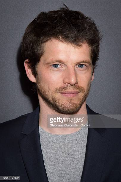 Pierre Deladonchamps attends the 22nd Lumieres Award Ceremony at Theatre de La Madeleine on January 30 2017 in Paris France