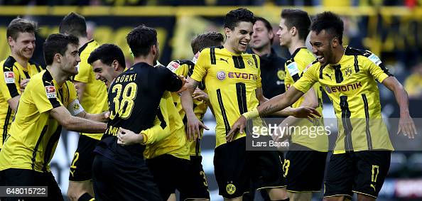 Borussia Dortmund v Bayer 04 Leverkusen - Bundesliga : News Photo
