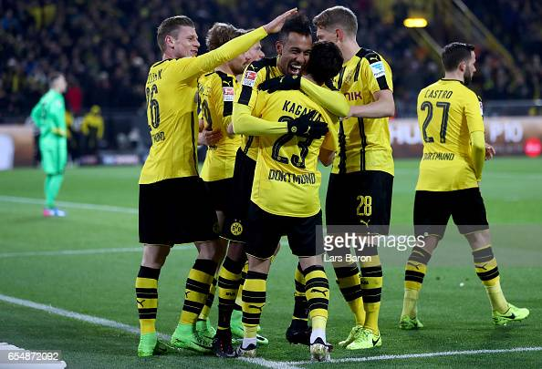 Borussia Dortmund v FC Ingolstadt 04 - Bundesliga : News Photo