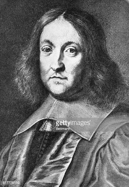 Pierre Fermat Mathematician called the founder of the modern theory of numbers undated illustration