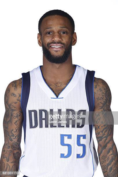 Pierre Jackson of the Dallas Mavericks poses for a head shot during his media day on January 4 2017 at the American Airlines Center in Dallas Texas...