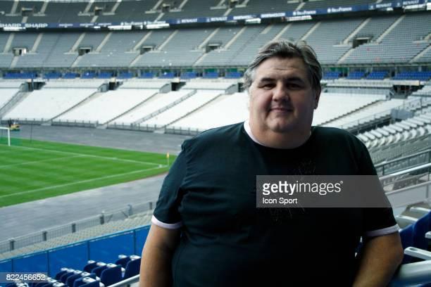 Pierre MENES 7eme Finale PES League France Stade de France