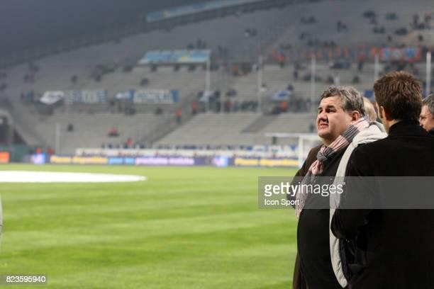 Pierre MENES Marseille / Bordeaux 17eme journee de Ligue 1