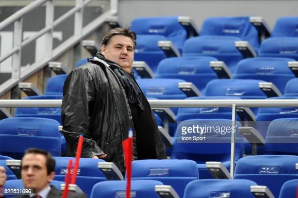 Pierre MENES France / Eire Barrage retour Qualifications Coupe du Monde 2010 Stade de France Saint Denis