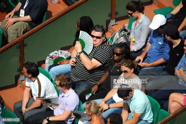 Pierre MENES Roland Garros 2009 Photo Dave Winter / Icon Sport