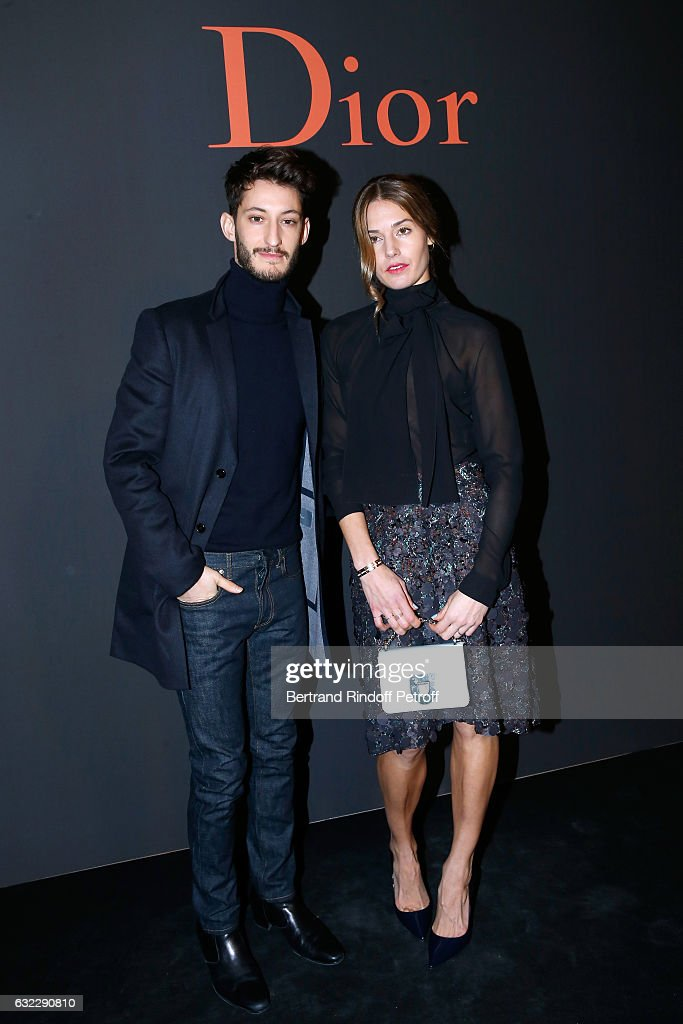 pierre-niney-and-natasha-andrews-attend-the-dior-homme-menswear-as-picture-id632290810