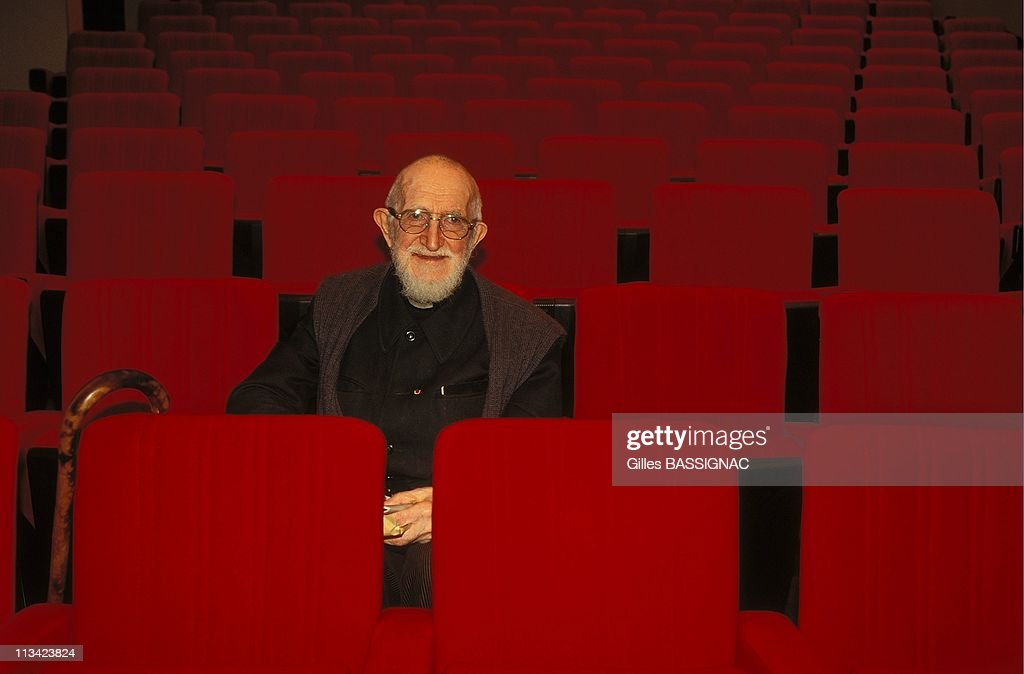 Pierre Presents 'The Dance Of Excluded' On January 23rd 1996 In ParisFrance
