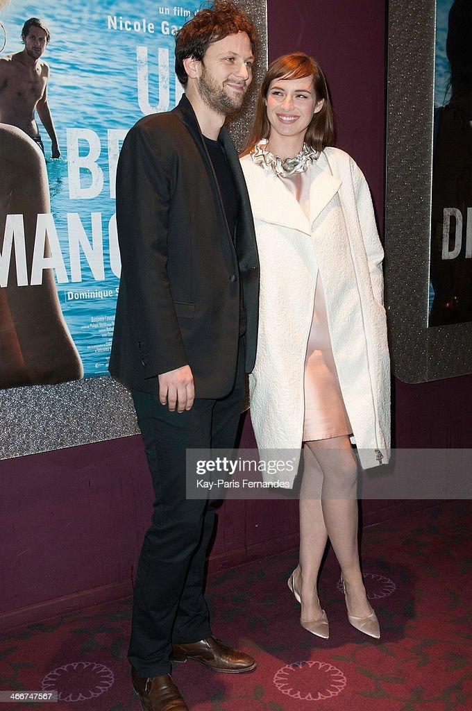 'Un Beau Dimanche' Paris Premiere At Gaumont Opera