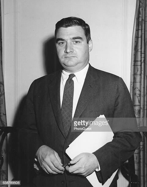 Pierre Salinger Press Secretary to President John F Kennedy Washington DC January 26 1961
