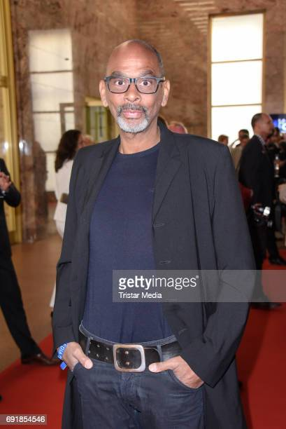 Pierre SanoussiBliss attends the CIVIS Media Award 2017 on June 1 2017 in Berlin Germany
