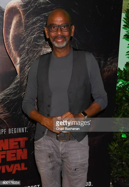 Pierre SanoussiBliss attends the 'Planet der Affen' Special Screening in Berlin at Astor Film Lounge on June 23 2017 in Berlin Germany