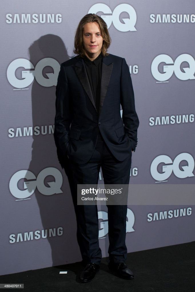 <a gi-track='captionPersonalityLinkClicked' href=/galleries/search?phrase=Pierre+Sarkozy&family=editorial&specificpeople=4279948 ng-click='$event.stopPropagation()'>Pierre Sarkozy</a> attends the GQ Men Of The Year Award 2013 at the Palace Hotel on November 18, 2013 in Madrid, Spain.