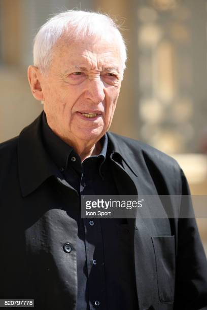 Pierre SOULAGES Lancement officiel de l'association Georges Freche au chateau de Castries Montpellier