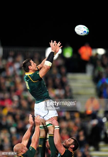 Pierre SPIES Afrique du Sud / Namibie Coupe du Monde de Rugby 2011