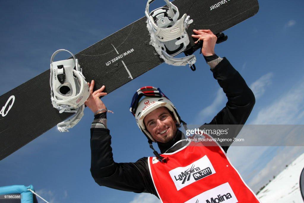 Men's Snowboard Boardercross  -FIS World Cup