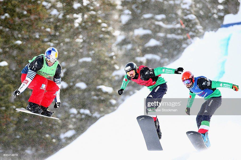 2017 U.S. Snowboardcross Grand Prix at Solitude - BXT Training & Finals