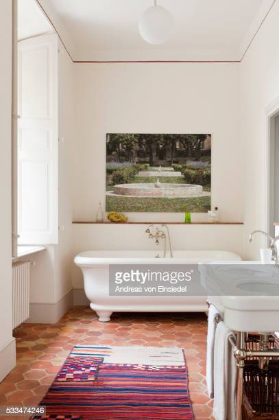 Pierredon - a renovated 17th century Provencal farmhouse with architectural design by Bruno and Alex